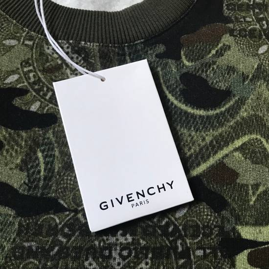 Givenchy Givenchy Camo Sweatshirt S Cuban New With Tags Size US S / EU 44-46 / 1 - 6