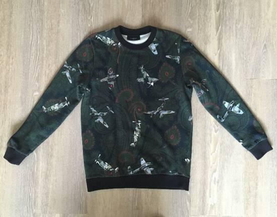 Givenchy Green Sweatshirt Size US XS / EU 42 / 0
