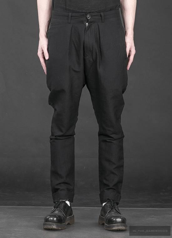 Julius 2013SS silk/wool blend pants Size US 30 / EU 46