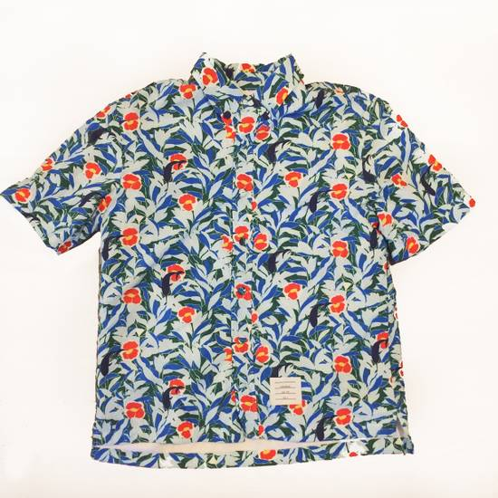 Thom Browne Hawaiin Print Tropical Swim Shirt Size US XL / EU 56 / 4 - 5