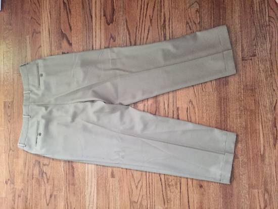 Givenchy Givenchy Beige Pleated Pants Size US 36 / EU 52 - 3