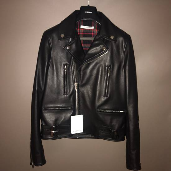 Givenchy Givenchy Leather Jacket Size US M / EU 48-50 / 2