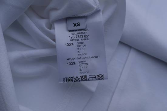 Givenchy White Fighting Rottweilers T-shirt Size US XS / EU 42 / 0 - 6