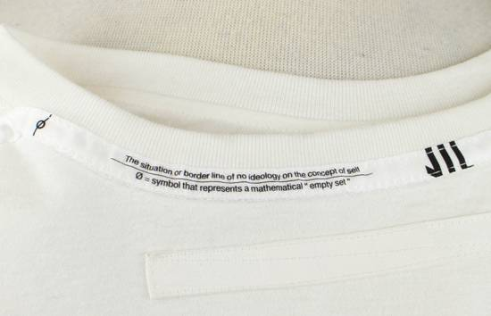 Julius White Cotton Short Sleeve Crewneck T-Shirt Size 2/S Size US S / EU 44-46 / 1 - 4