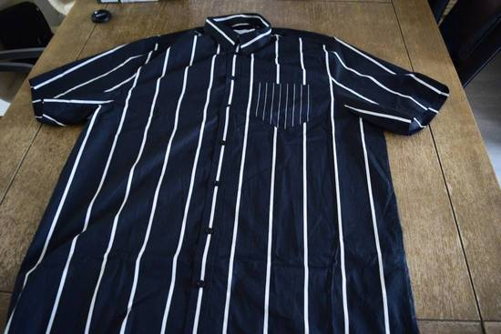Givenchy Givenchy $780 Button Down Collar Striped Shirt Columbian Fit Size 41 Brand New Size US L / EU 52-54 / 3