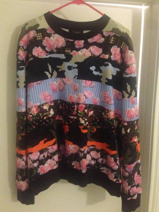 Givenchy Floral sweatshirt Size US XL / EU 56 / 4