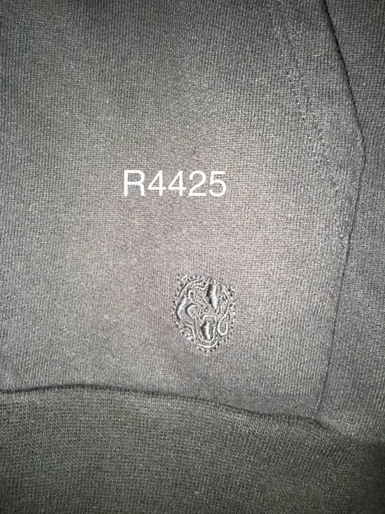 Balmain Balmain Black Crest Hoodie Size US L / EU 52-54 / 3 - 2