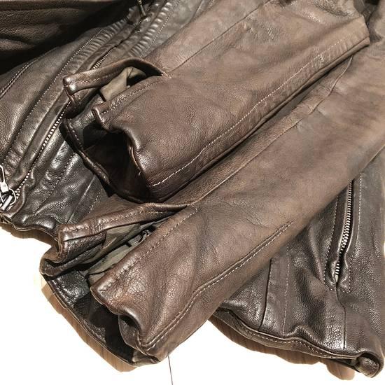 Julius Julius Goat Skin Leather Jacket Size US S / EU 44-46 / 1 - 10