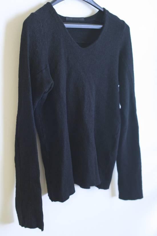 Julius AW12 Cupra/Wool Paneled Sweater Size US XS / EU 42 / 0 - 1