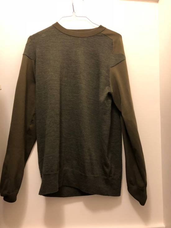 Givenchy Green Cashmere Sweater Size US M / EU 48-50 / 2