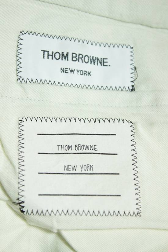Thom Browne Navy Blue Cropped Pants Size US 29 - 5