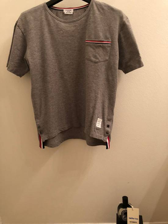 Thom Browne Pocket Tee Size US S / EU 44-46 / 1