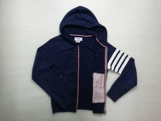 Thom Browne Athletic Hoodie Size US M / EU 48-50 / 2 - 3