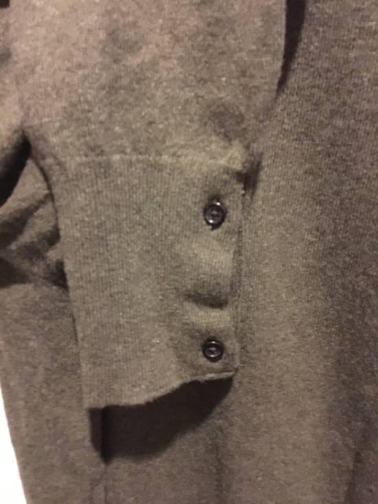 Thom Browne Black Fleece/Thom Browne Green Vneck Size US M / EU 48-50 / 2 - 5