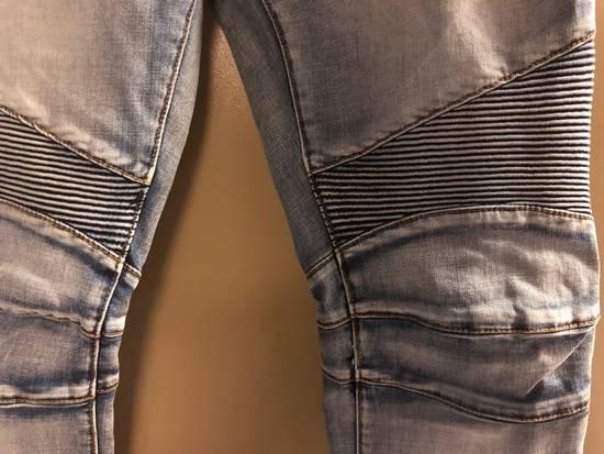 Balmain Distressed Jeans Size US 32 / EU 48 - 3
