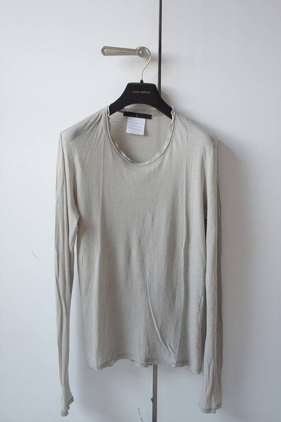 Julius AW08 cotton/cashmere top Size US S / EU 44-46 / 1