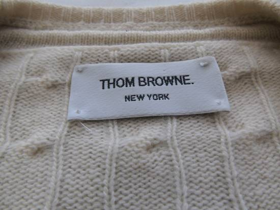 Thom Browne S/S 2005 Pure Cashmere Sweater For Bergdorf Goodman Size US M / EU 48-50 / 2 - 1