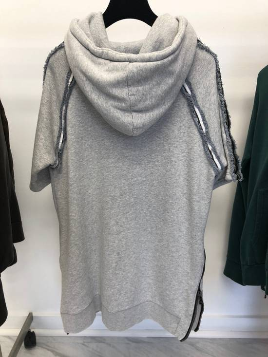 Balmain Last Drop Mid Sleeve French Terry Hoodie Size US M / EU 48-50 / 2 - 5