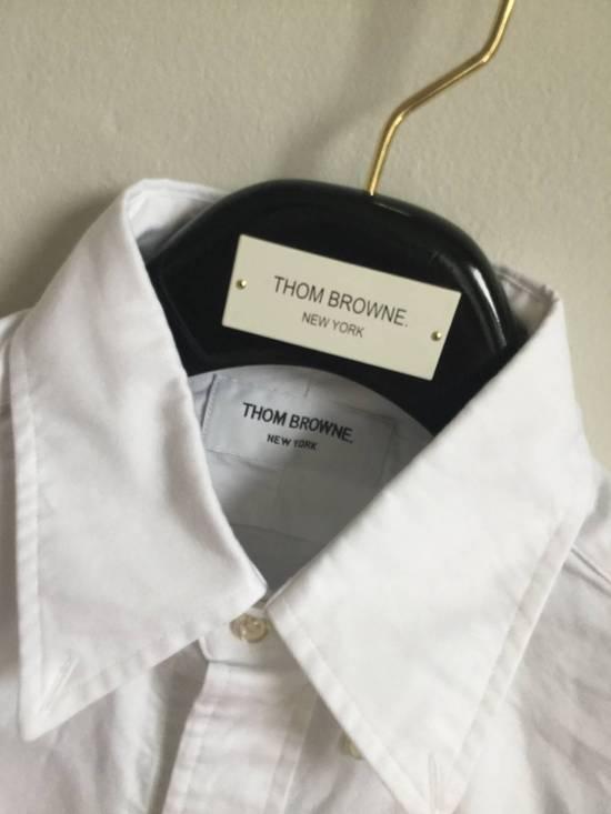Thom Browne Brand New Oxford Classic Shirt Size US M / EU 48-50 / 2 - 1