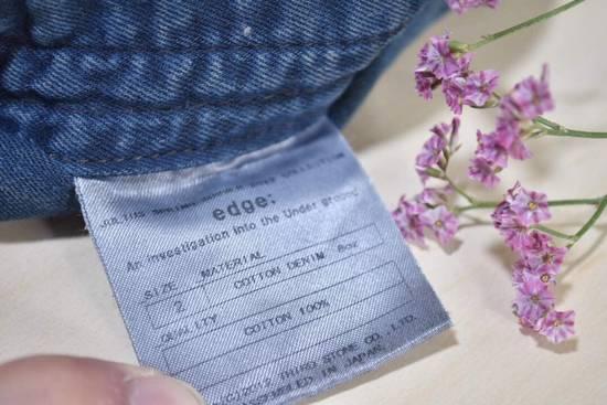 Julius SS12 vintage blue gray denim jacket Size US M / EU 48-50 / 2 - 1