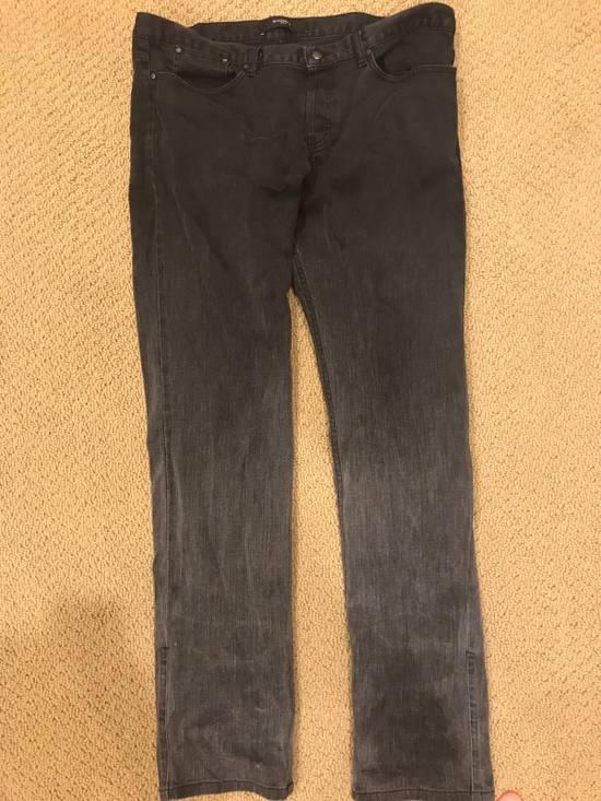 Givenchy Black Denim Size US 35