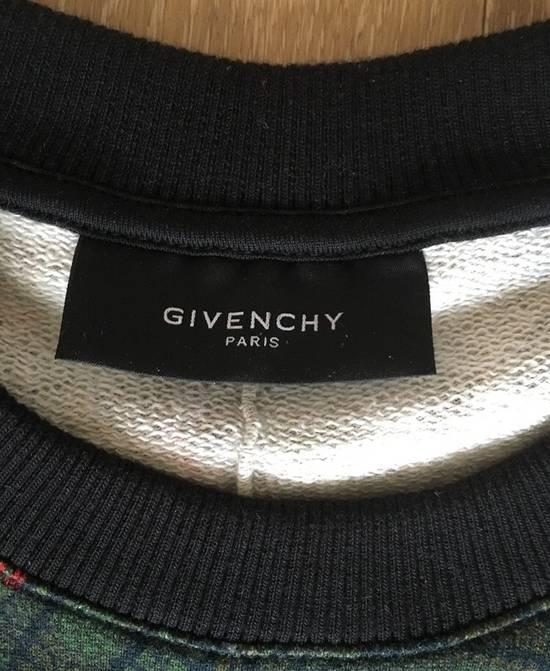 Givenchy Green Sweatshirt Size US XS / EU 42 / 0 - 2