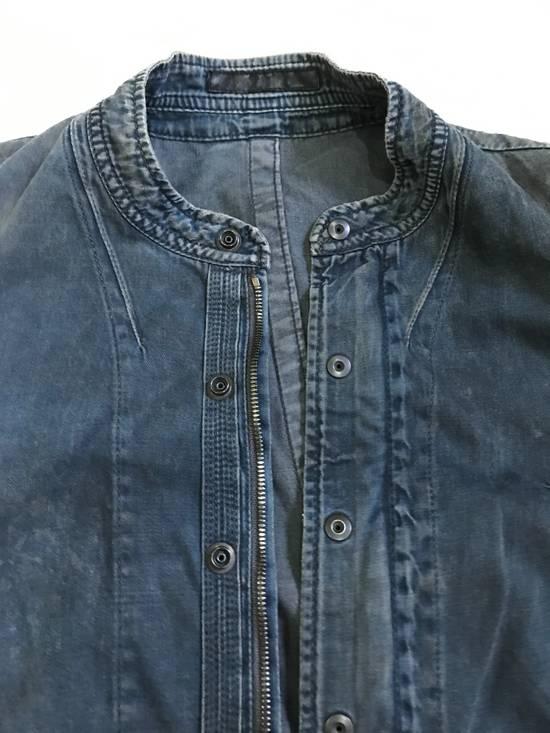 Julius SS12 vintage blue gray denim jacket Size US M / EU 48-50 / 2 - 7