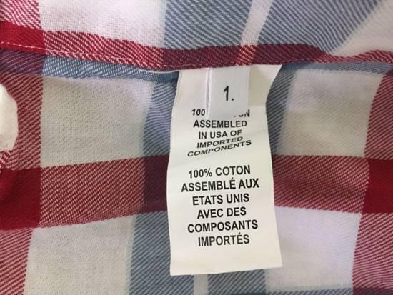 Thom Browne Men's Thom Browne New York Plaids Oxford Shirt Sz 1 Size US S / EU 44-46 / 1 - 9