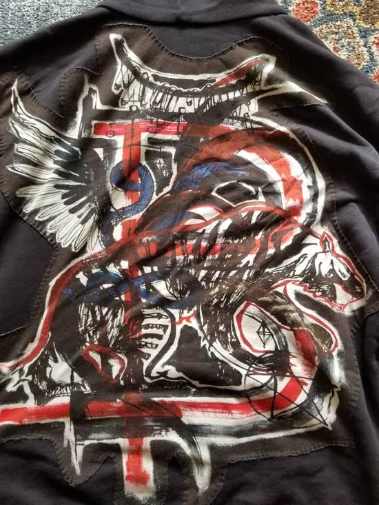 Balmain RARE Balmain Paris cotton zip hoodie NEGOTIABLE Size US XL / EU 56 / 4