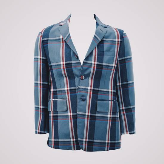 Thom Browne THOM BROWNE Plaid suit Jacket Size 42S