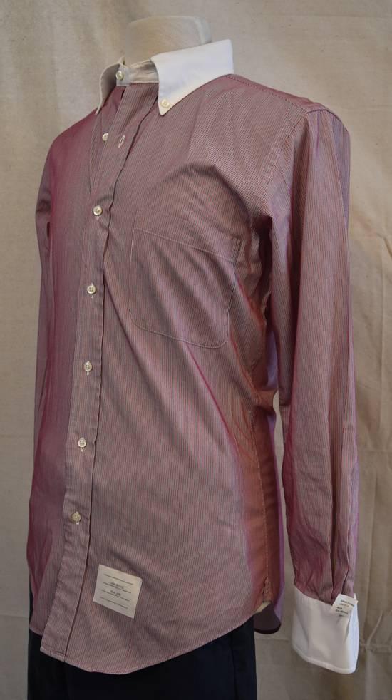 Thom Browne Dress Shirt Size US M / EU 48-50 / 2 - 2