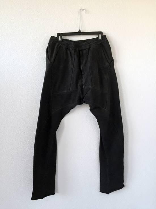 Julius Glitch Collection / Drop crotch trousers Size US 32 / EU 48