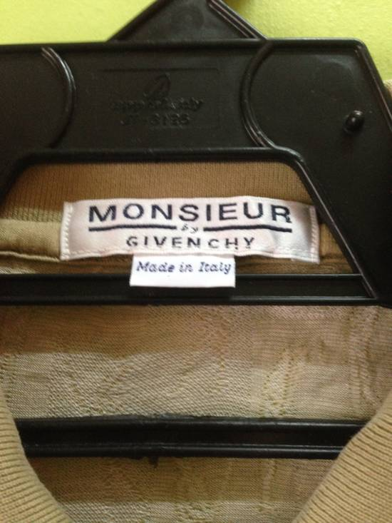 Givenchy Vintage Monsieur by Givenchy Polo Tee Size US M / EU 48-50 / 2 - 3