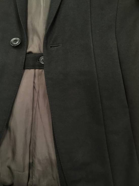 Julius Angora Double Layer Skirted Blazer Size 46R - 10