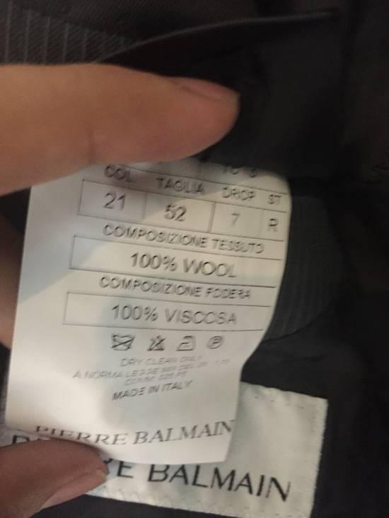 Balmain Brnad New Lead Balmain Suit Size 50L - 2