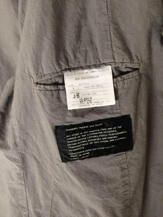 "Julius Julius 7 s/s 2005 ""An Individual"" Light Blazer Size US M / EU 48-50 / 2 - 4"