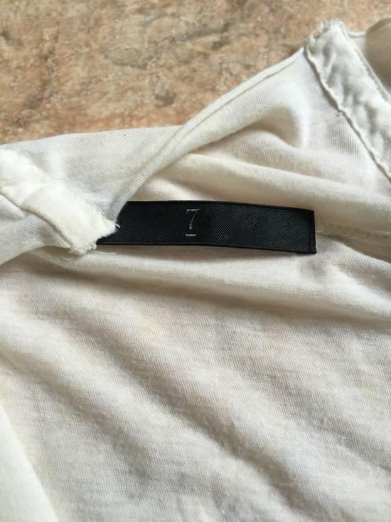 Julius SS09 drape cream top Size US M / EU 48-50 / 2 - 2