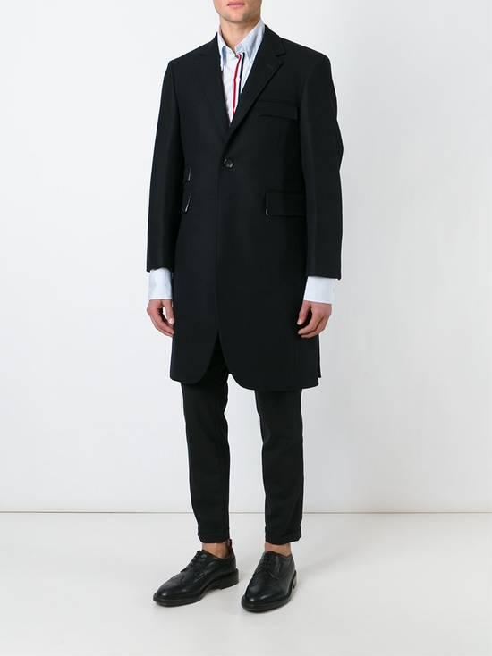 Thom Browne whale turtle line black coat Size US S / EU 44-46 / 1 - 10