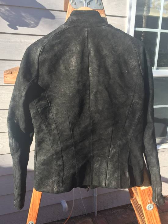 Julius AW10 Heavy Oiled Reverse Steer Jacket Size US M / EU 48-50 / 2 - 6