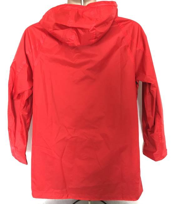 Thom Browne Red Hooded Rain Parka, NWT Size US L / EU 52-54 / 3 - 1