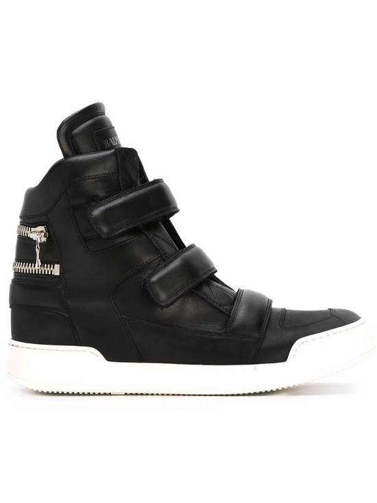 Balmain High top sneaker Size US 8 / EU 41 - 1