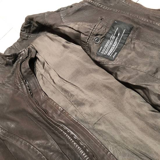 Julius Julius Goat Skin Leather Jacket Size US S / EU 44-46 / 1 - 13