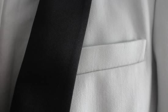 Balmain SS12 Shawl Collar Dinner Jacket Decarnin Size 48R - 4
