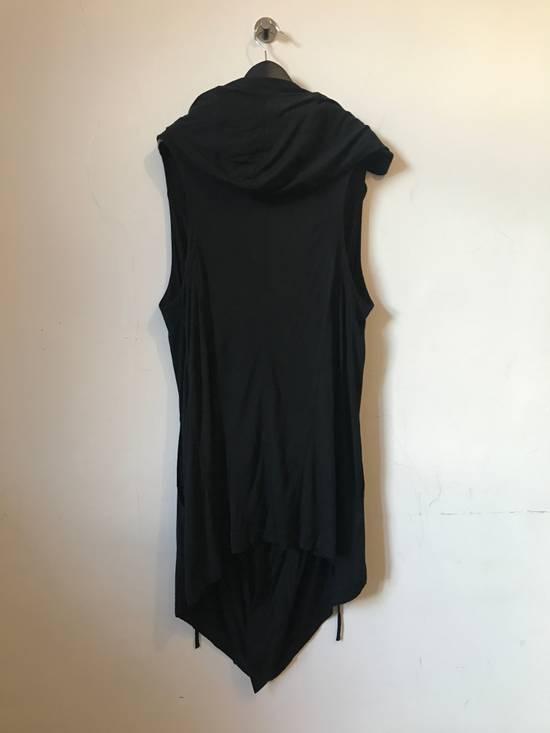 Julius MA long zipped vest with hood Size US L / EU 52-54 / 3 - 1