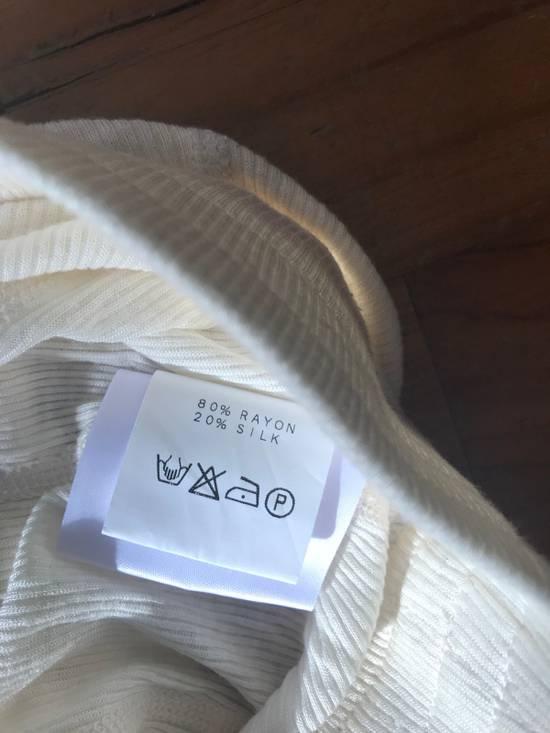 Julius SS10 cream rib leggings Size US 32 / EU 48 - 5