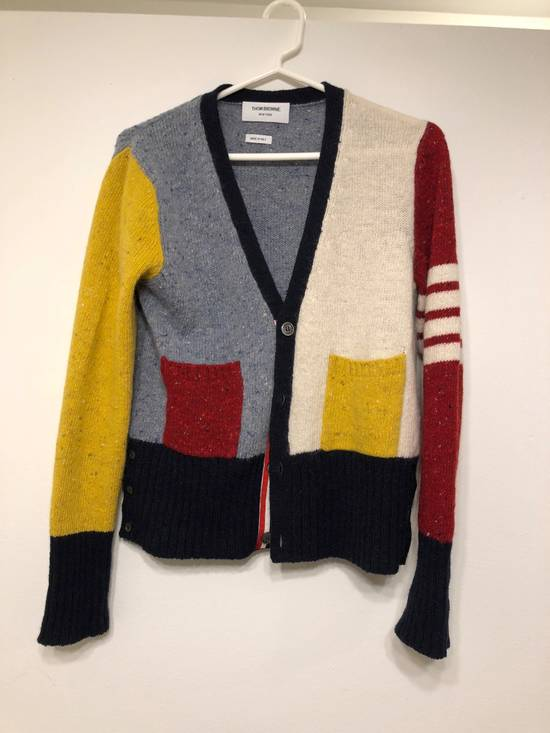 Thom Browne Thom Browne multicolor cardigan size 0 Size US XS / EU 42 / 0