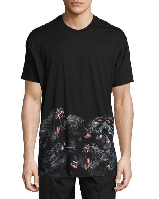 Givenchy Monkey Printed T-Shirt Columbian-fit Size US L / EU 52-54 / 3 - 1