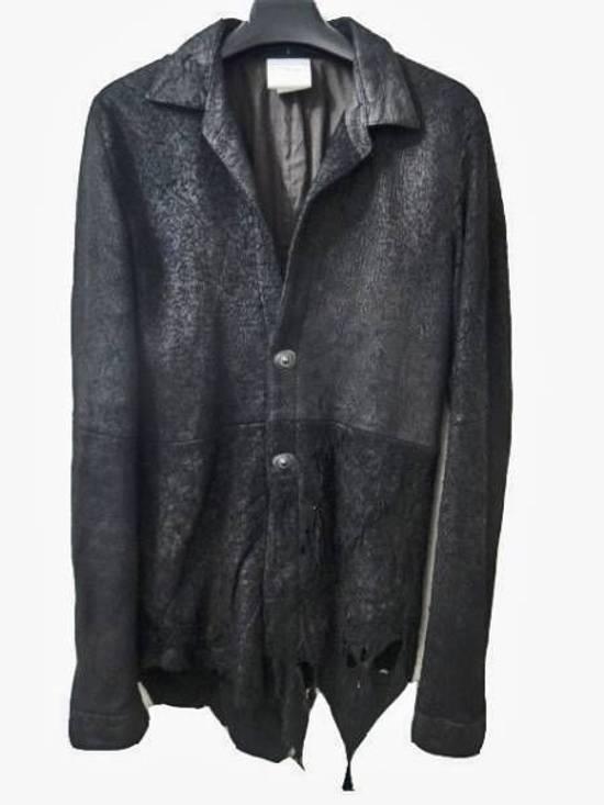 Julius destroyed deer jacket Size US S / EU 44-46 / 1