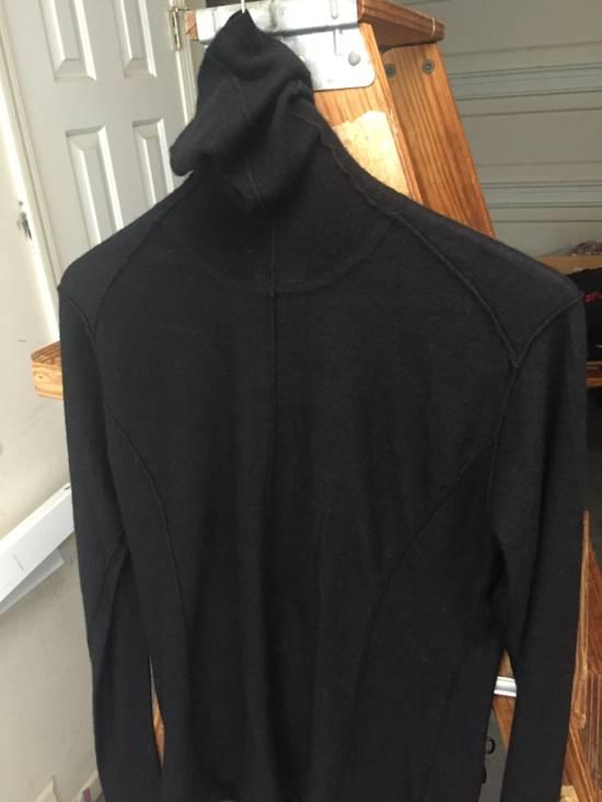 Julius AW04 Cashmere/Silk High Neck Ninja Sweater Size US M / EU 48-50 / 2 - 2