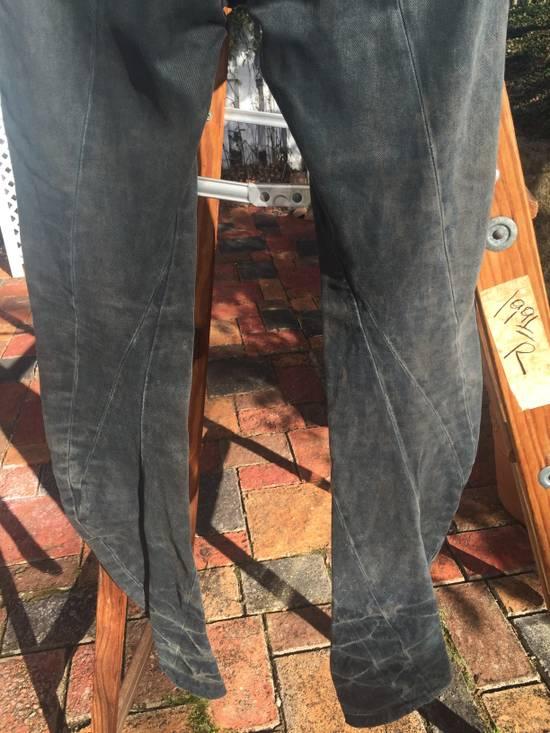 Julius Julius x LHP Skinny Fit Indigo Denim Size US 31 - 9